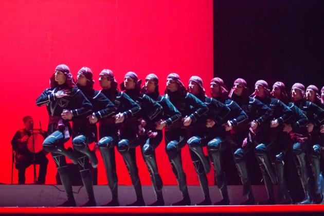 «Балет Сухишвили» во «Дворце Украина»