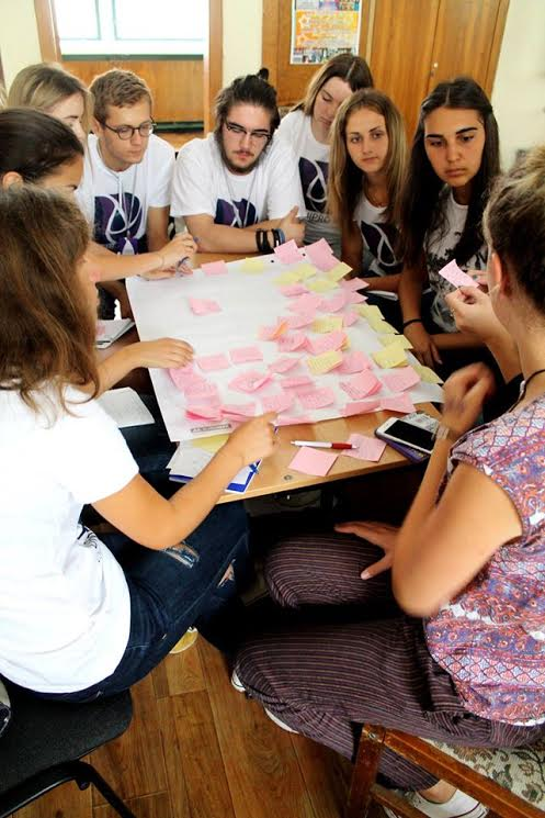 «Cесія освітньої платформи Європейського Молодіжного Парламенту»