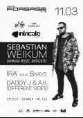 «Sebastian Weikum» в клубе «Forsage»