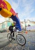 Велогонки на Андреевском спуске «Red Bull Обладатель Горы»