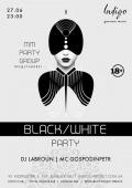 Вечеринка «Black / White Party» в «Indigo»