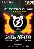 Вечеринка «Electro Glam by Kiss FM» в клубе «Saxon»
