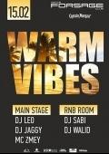 Вечеринка «Warm vibes» в клубе «Forsage»
