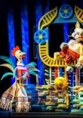 Спектакль «Котик і півник» в «Киевский академический театр кукол»