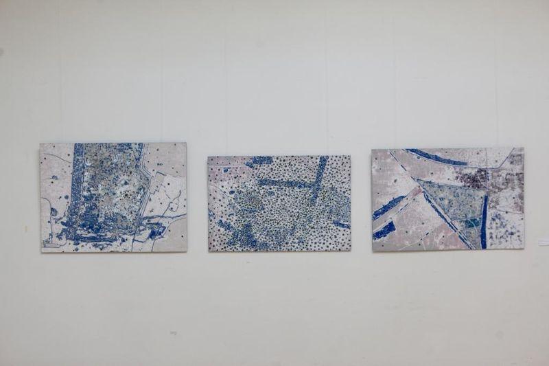 Выставка «Килим. Сучасні українські митці» в «Музее истории Киева»