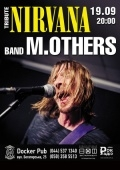 Концерт «M.Others - Tribute Nirvana»