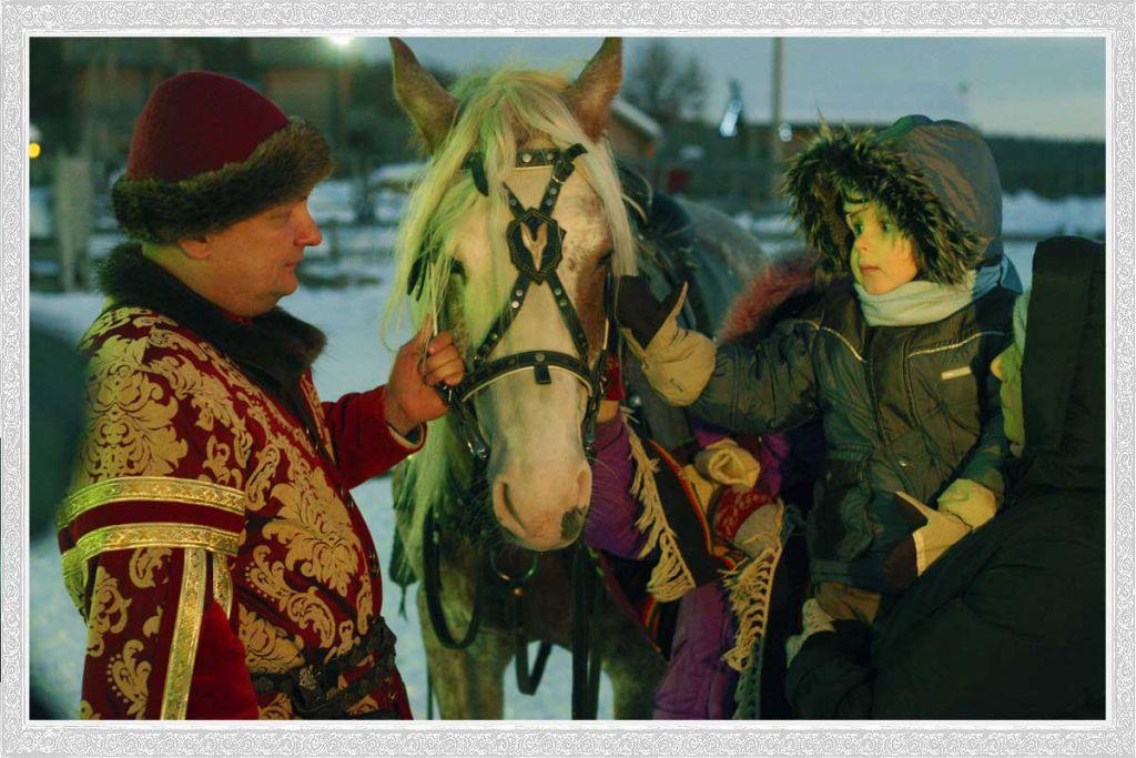 Программа «Зимняя сказка в Древнем Киеве»