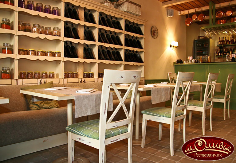 Ресторан «Месье Оливье»