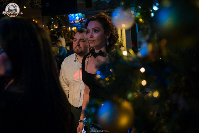 Новогодняя Ночь в гриль-баре «Фаэтон»