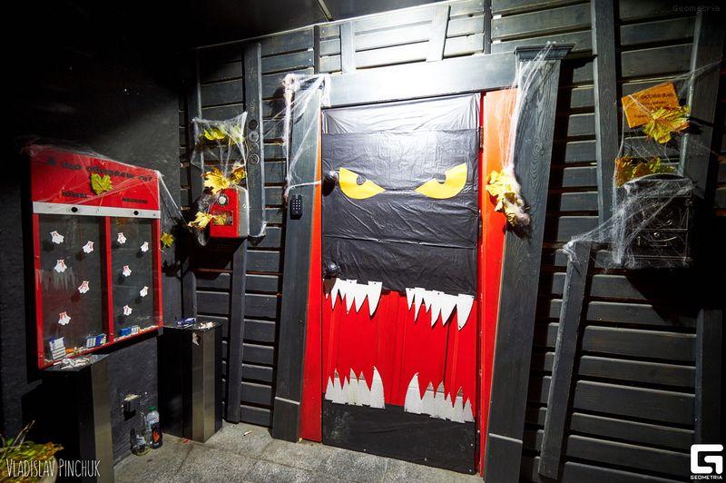 Вечеринка «Halloween» в «Red Doors»