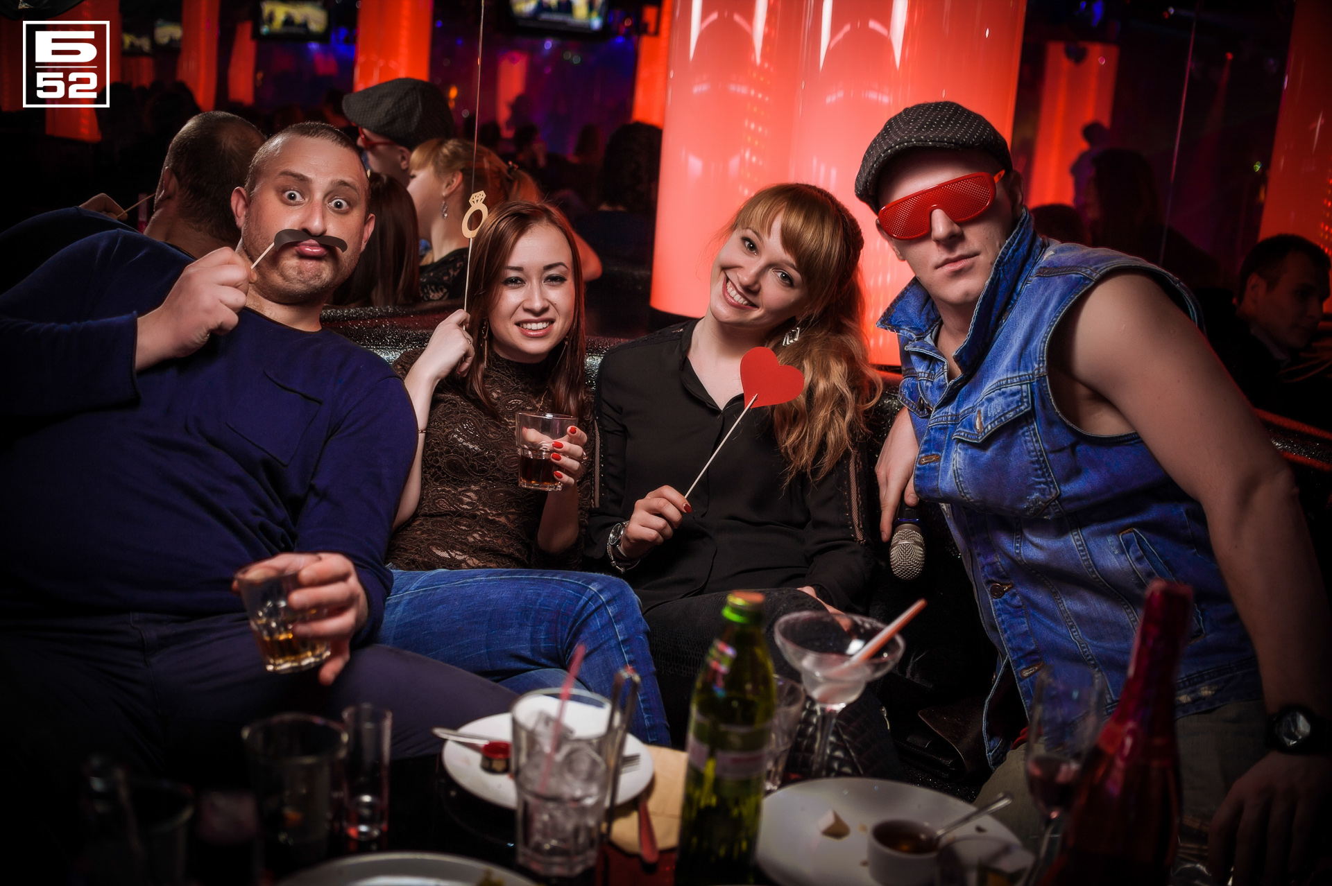 «Шуры Муры» в клубе «Б-52»