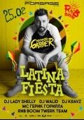 RnB BooM. Latina Fiesta в «Forsage»
