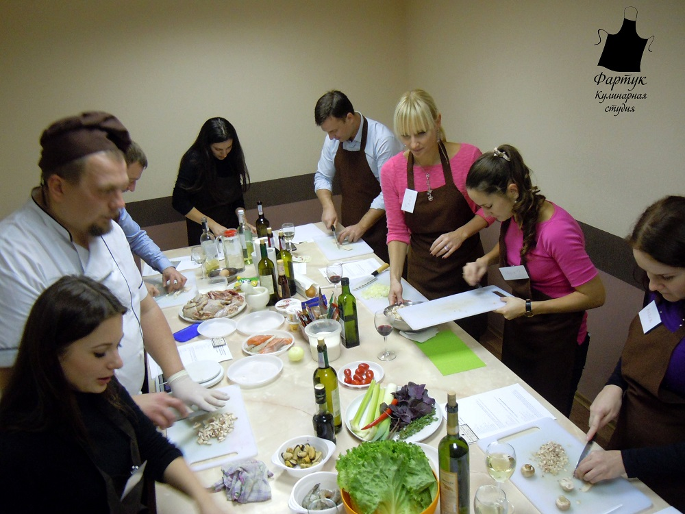 Студия творчества и кулинарии «Фартук»