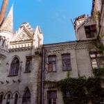 Замок барона Штейнгеля