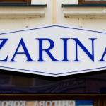 Ювелирный салон «ZARINA»