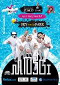 Mozgi в «Sky Family Park»