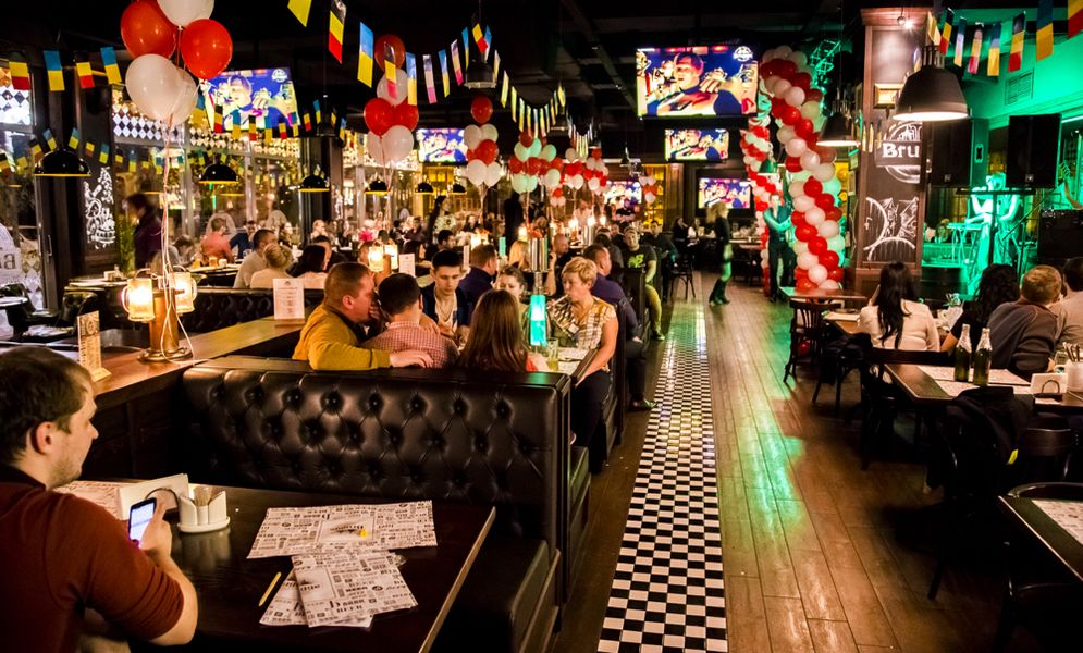 «День рождения ресторана» в «Brugge»