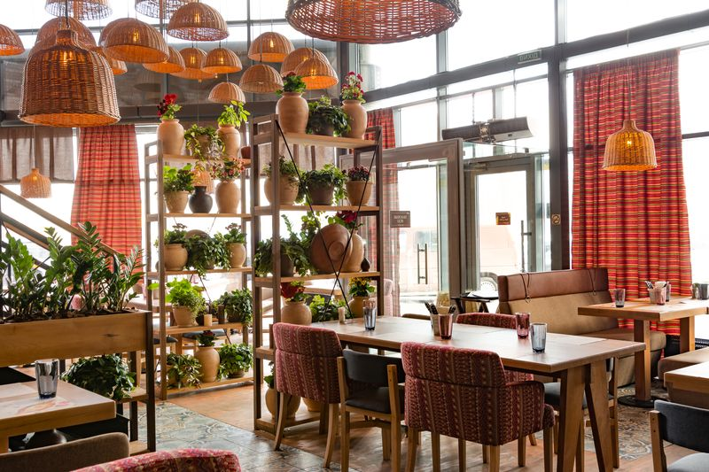Грузинское кафе «Хачапури и Вино»