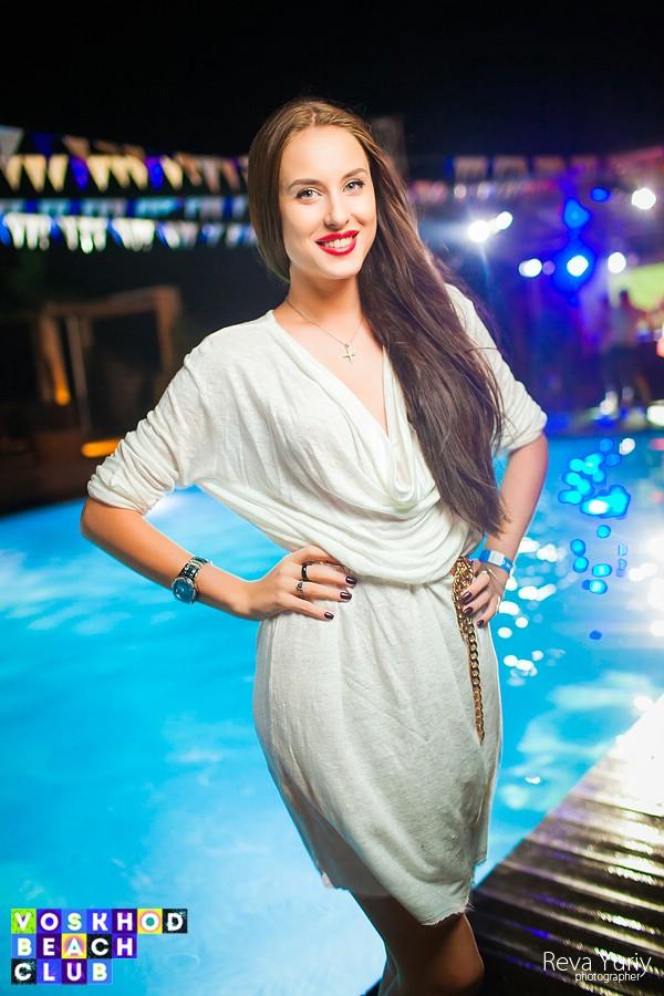 Swag Pool Party в Voskhod Beach Club