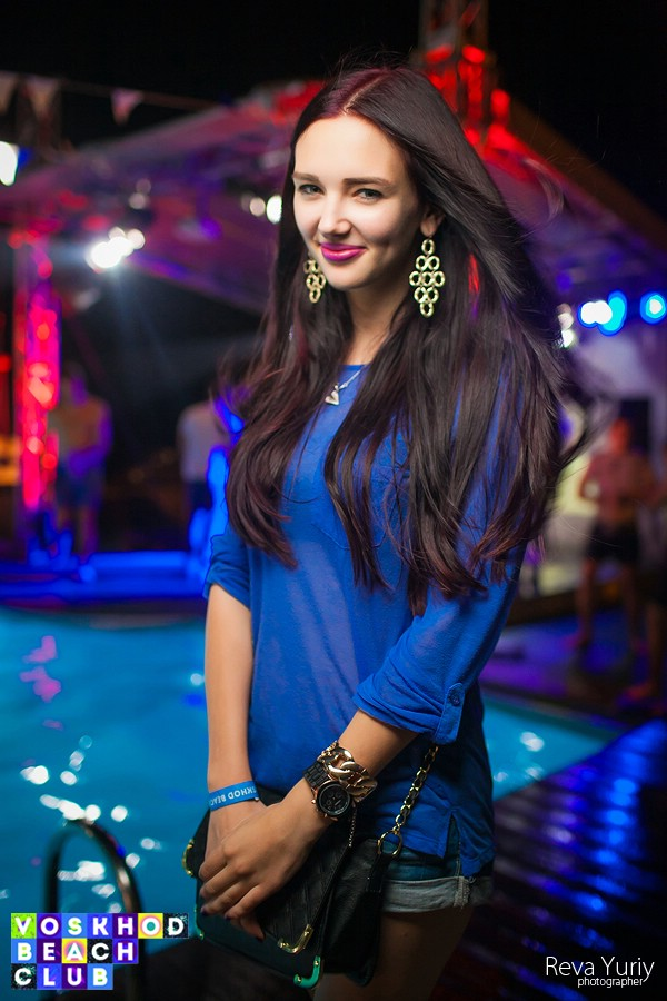 Swag Pool Party в Voskhod Beach Club