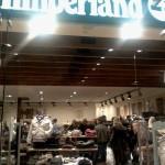 Магазин одежды «Timberland»
