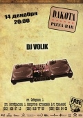 DJ Volick  @ DAKOTA pizza-bar