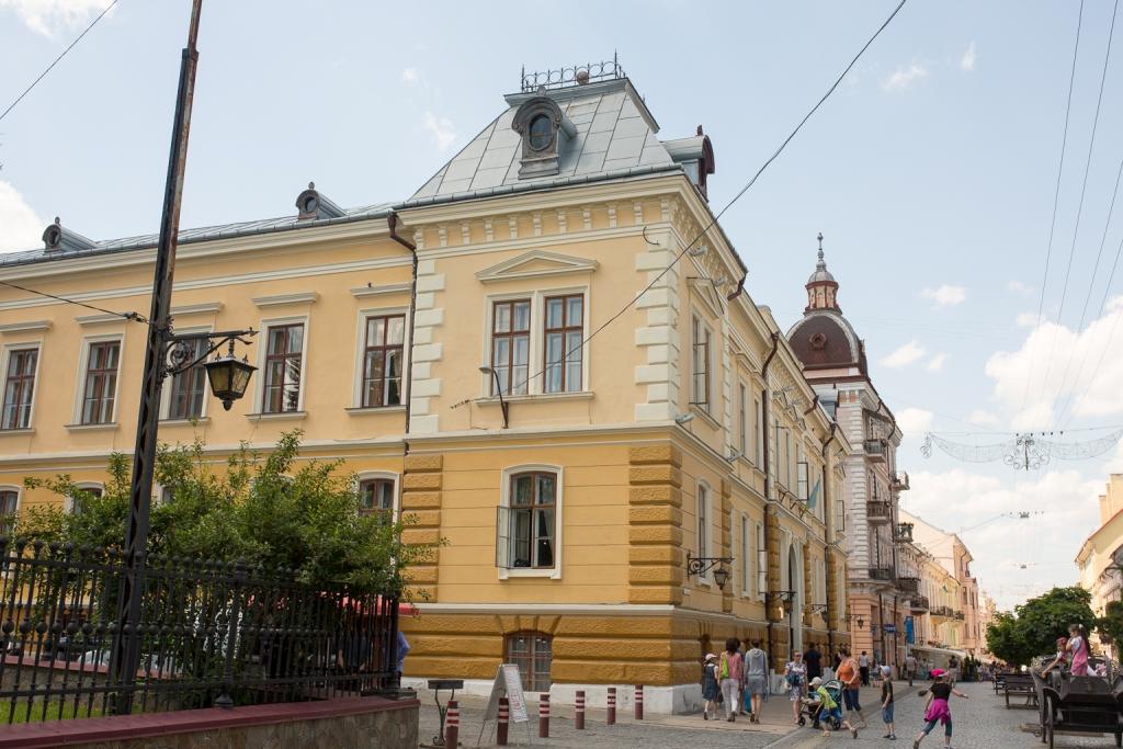 Обласной краеведческий музей