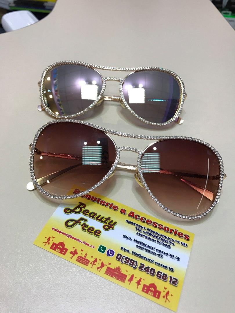 Нові стильні окуляри @ Beauty Free