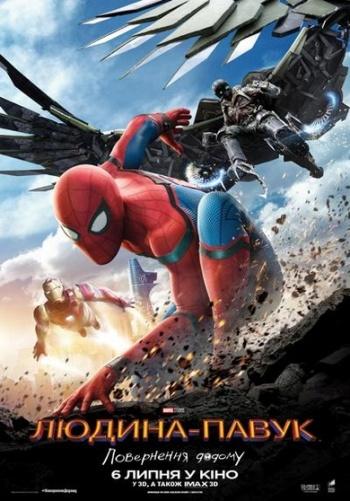 Фильм Человек-паук: Возвращение домой