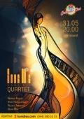Anna Mia Quintet и мужчины в Carribean club