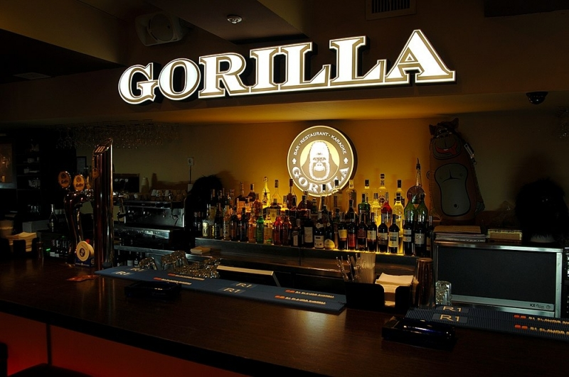 Ресторан-караоке-бар Gorilla