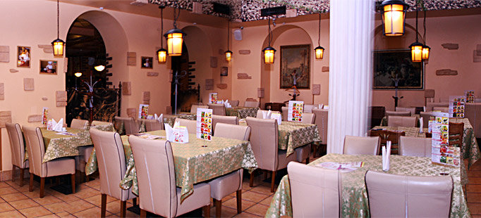 Ресторан «Наполи» (Napoli)
