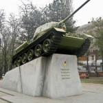 Памятник генералу Е. Г. Пушкину