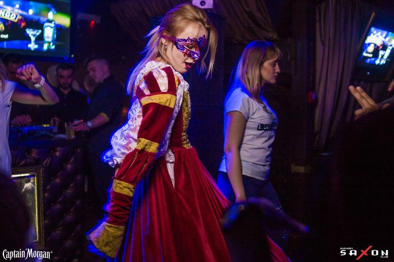 Вечеринка «13 Years Of Euphory» в клубе «Saxon»