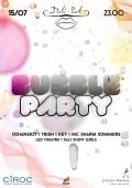 Bubble party в «Dali Park»
