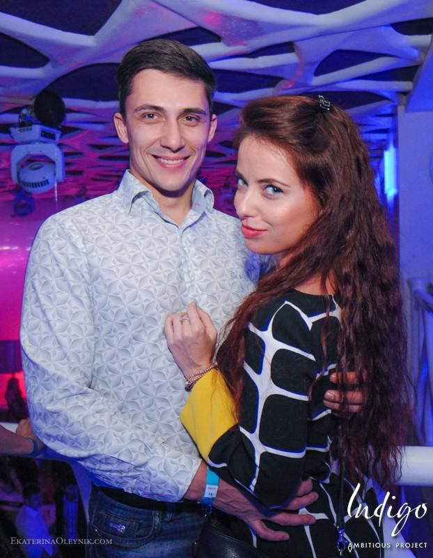 Райское DJ show в Indigo