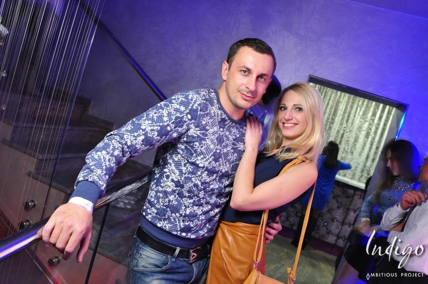 «DJ Sender» в клубе «Indigo»