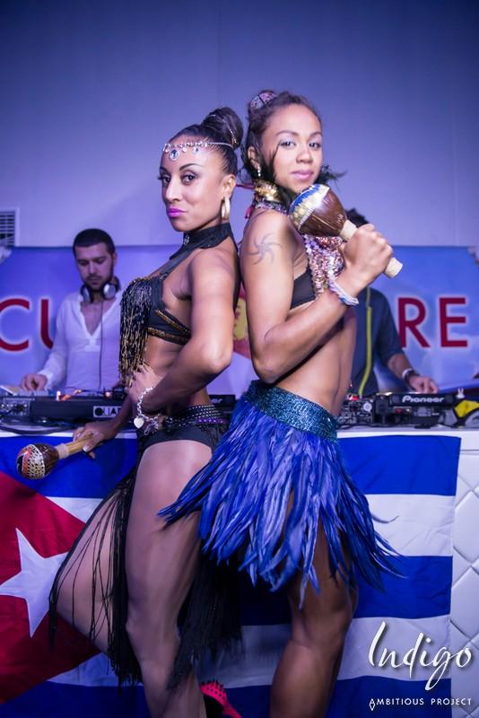 «Cuba Libre» в клубе «Indigo»