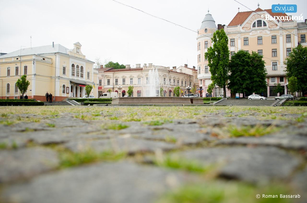 Площадь филармонии