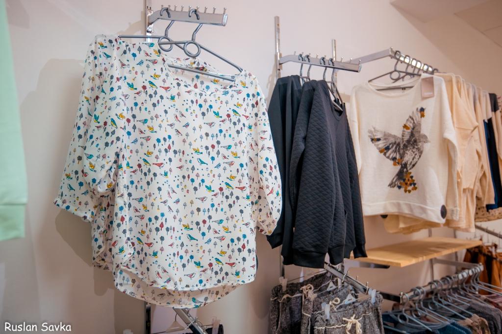 «Новая осенняя коллекция» в магазине одежды «Papaya»