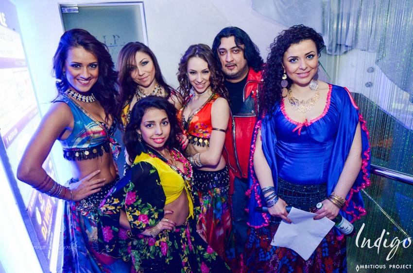 Balkanik Disco в клубе Indigo