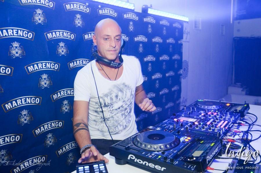 «Visa for Ibiza» в клубе Indigo
