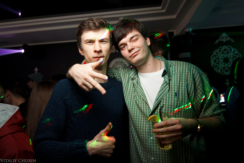 Old school party в Franklin
