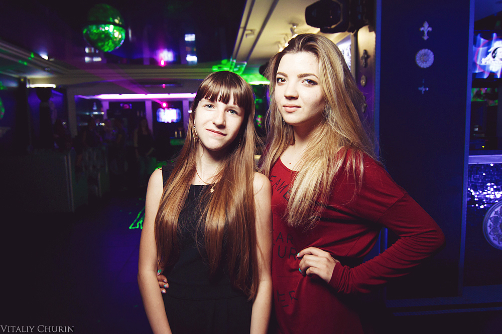 RnB night в Franklin club