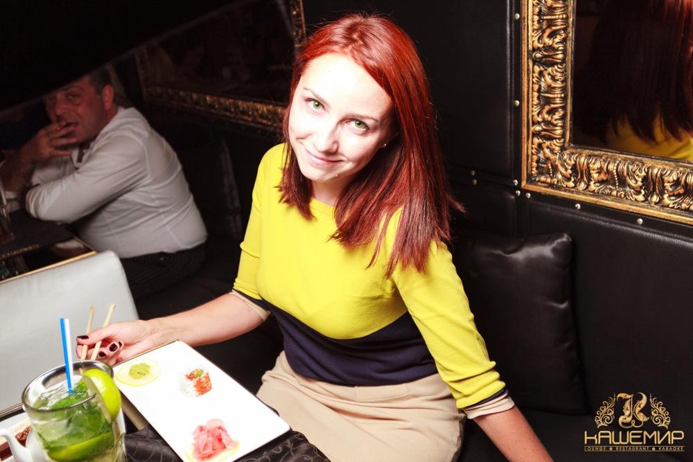 День Рождения караоке-ресторана «Кашемир»