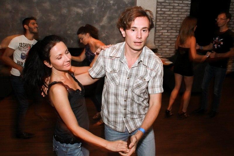 Cuba Jam в ресторан-клуб «Толстой»