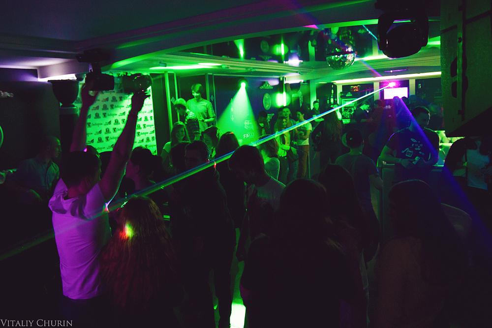 Supertrash в Franklin club