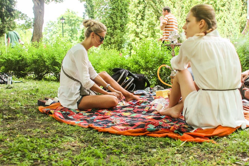 «Второй Kiev Sunday Breakfast» в парке Тараса Шевченко