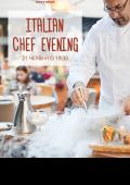 Italian Chef Evening с Джанни Тота