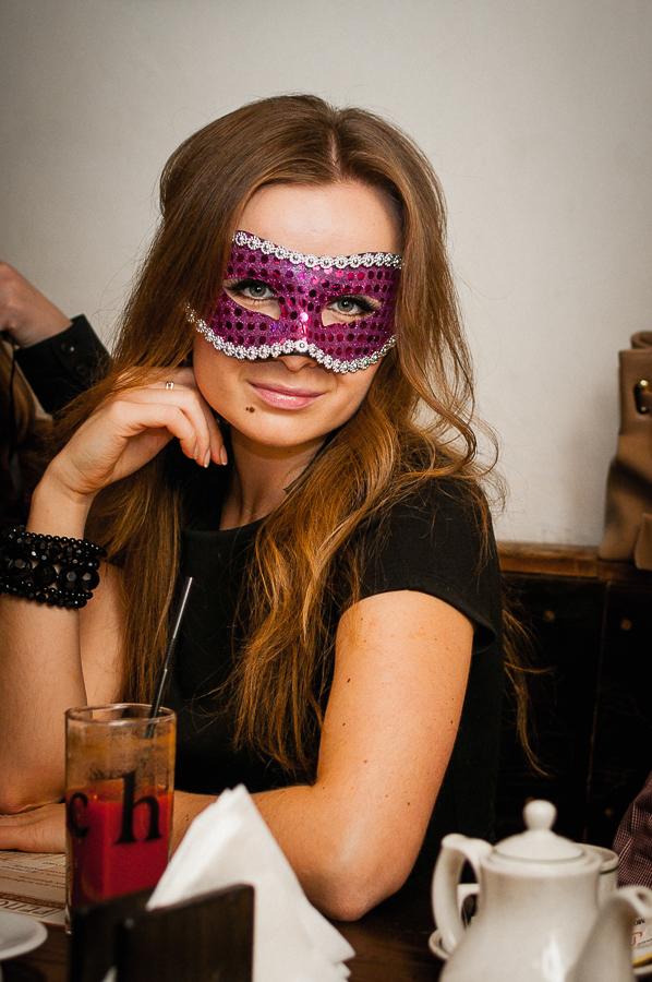 Masquerade party в Репортёре